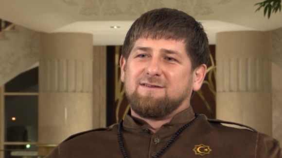 A csecsen vezér kiállt Oroszország mellett