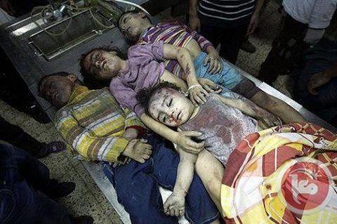 Lovas István: Félezer gázai csecsemő és gyermek meggyilkolása