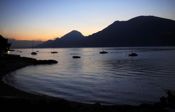 A Garda-tó mélyén találták meg egy olasz pornósztár holttestét