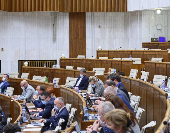 Csak a következő ülésen szavaznak a belügyminisztérium javaslatairól