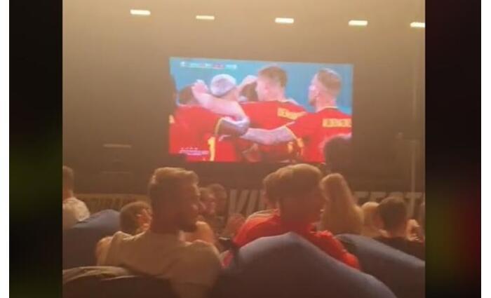 Lembergben ingyen adtak sört az orosz válogatott elleni gólokért