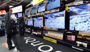 Ilyen nagy képernyős LED-tévét vegyünk százezerért