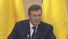 Janukovics: már beszéltem Putyinnal