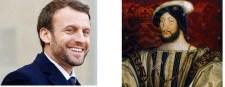 """Macron és a """"legkeresztényibb király"""""""