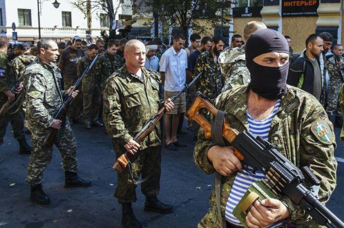 Szakadárok: oroszok ezrei küzdenek az oldalunkon