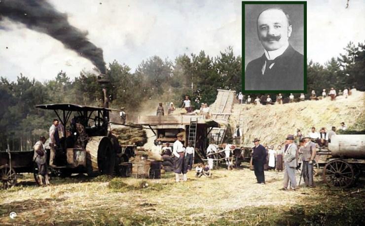 Ruffy-Varga Kálmán, a Garam mente kiemelkedő agrárium tudósa