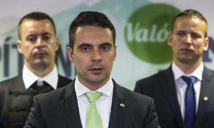 """Sneider Tamás lehet a Jobbik elnöke – Vona """"tanácsadója"""" lesz, és később visszatérhet"""
