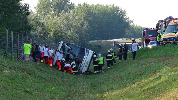 Újabb fejlemény az M5-ösön történt busztragédia ügyében