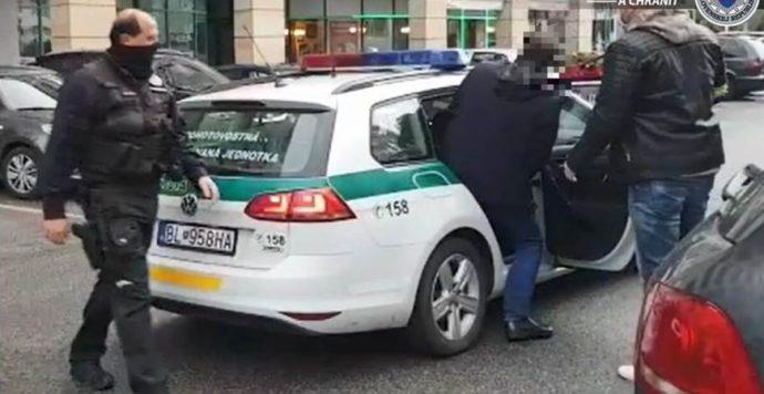 A rendőrség őrizetbe vette Pozsony-Újváros polgármesterét