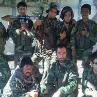 Afgánok és perzsák harcolnak a szíriai kormány oldalán