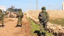 Az orosz alakulatok a törökök által megszállt Manbedzs városnál járőröztek (videó)