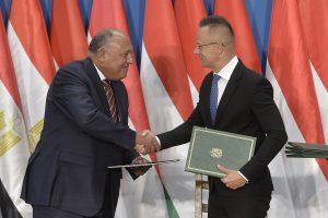 Magyarország és Egyiptom is sokat profitál a jó politikai együttműködésből