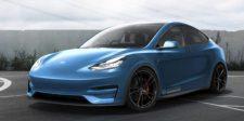 Tesla Model Y- még nem is kapható, de már tuningolják