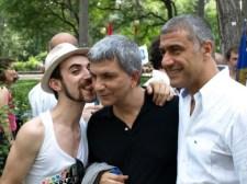 Egy kommunista buzi pártja szervezett magyarellenes tüntetést Rómában – a fő bajkeverők is csatlakoztak