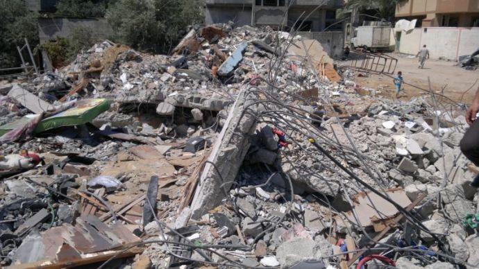 Meggyilkolta palesztin hozzátartozóit az izraeli hadsereg – visszaadta a zsidóknak a Világ Nemzeteinek Igaza kitüntetést egy hollandus