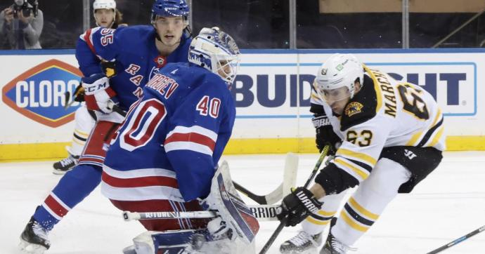 A New York Rangers átgázolt a bostoniakon