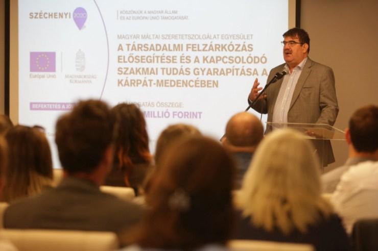 Lezárult a Magyar Máltai Szeretetszolgálat határon átnyúló felzárkóztató programja
