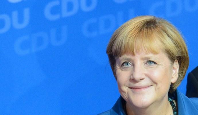 Angela Merkel elégedetlen a Krím népének választásával