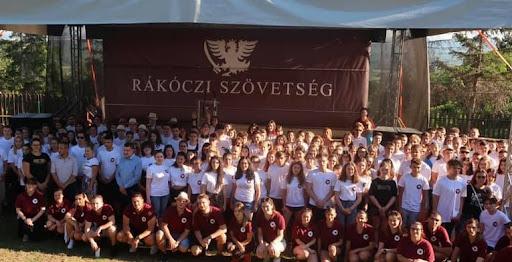 Hétfőtől felvidéki diákok táboroznak a sátoraljaújhelyi Rákóczi-táborban