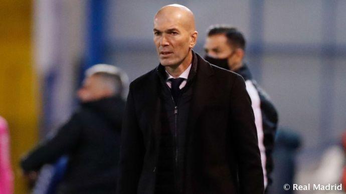 Pozitív lett Zinédine Zidane koronavírustesztje