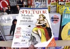 Angela Merkel semmit nem ért, vagy a háttérhatalom irányítja