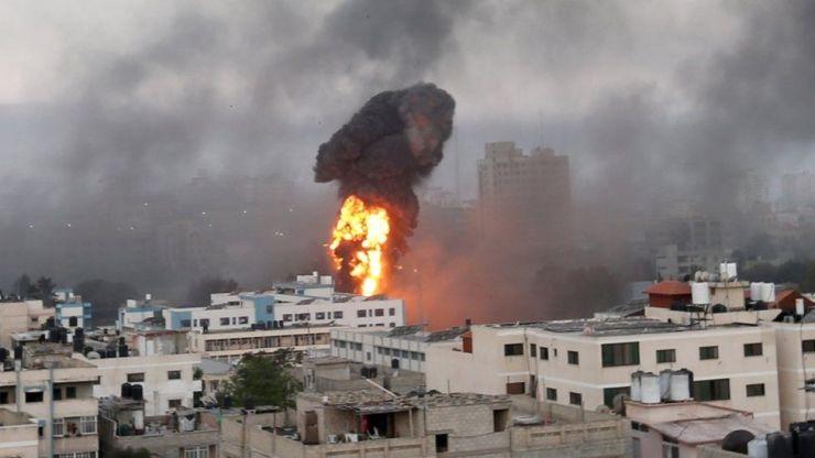 Egyre durvul a helyzet Izraelben