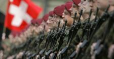 Svájc karantén alá helyezte hadseregét egyik fertőzött katonája miatt
