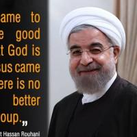 Iráni elnök: Jézus eljövetele bizonyítja,hogy nincs kiválasztott nép.