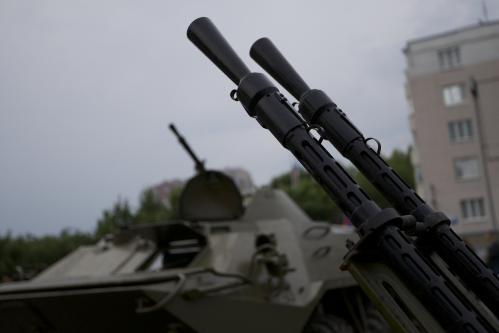 Harcok Kelet-Ukrajnában, sok áldozat egy lelőtt helikopteren