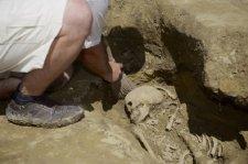 Árpád-kori muszlim települést tártak fel Orosháza mellett
