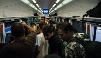 Káosz a Keleti pályaudvarnál