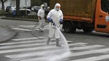 Fény derült a Budapest utcáin alkalmazott fertőtlenítőszer titkára