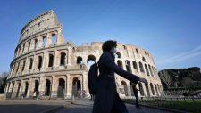 Az Egyesült Államok blokkolná az Olaszországba érkező kínai segélyszállítmányokat