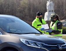 Ezeken az átkelőkön lépheti át Szlovákia határait
