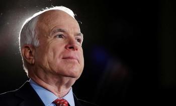 Agresszív agydaganata van John McCain republikánus szenátornak
