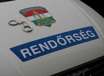 Rendőrnő fogta el a rablót Ózdon
