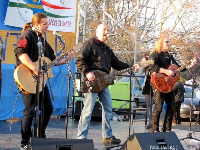 Budapesten szégyenletesen kevesen voltak a székelyek melletti nagygyűlésen