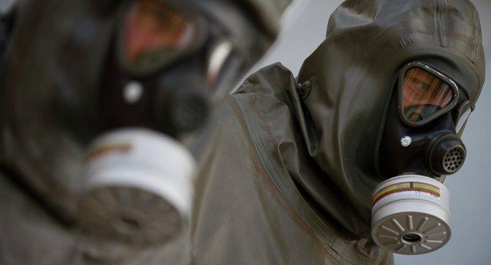 A Nyugat nem akarja tudni az igazságot: 24 tonna vegyifegyver anyagot találtak Szíriában