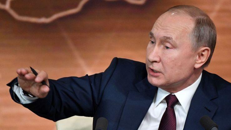 Putyin Ukrajna NATO-tagsága kapcsán: Amerika elfogadna rakétákat Kanada déli vagy Mexikó északi határánál?
