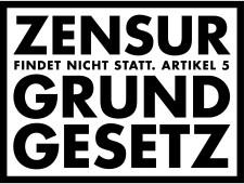 Saját cenzúra-törvénye máris a német kormány arcába robbant
