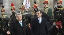 Bajor közszolgálati rádió a bp-i lengyel-magyar miniszterelnöki találkozóról