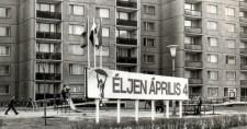 Nem április 4-én foglalták el a szovjetek Magyarországot