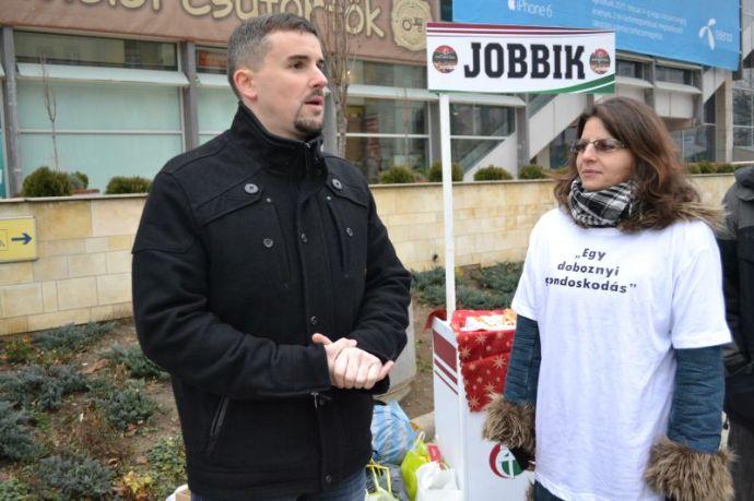 Jobbik: A miskolciak jelesre vizsgáztak összefogásból