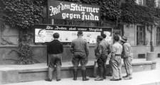 A tollvonás, amely kizárta a zsidókat a német társadalomból