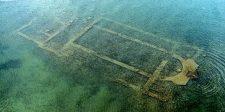 Ezerhatszáz éves templomot fedeztek fel a víz alatt