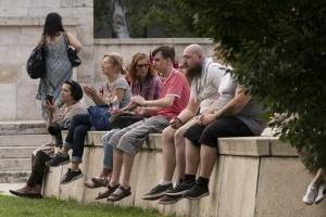 Vírus-, maszk- és kormányellenes tüntetést tartottak Budapesten (videók, képek)