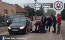 Nemzetközi körözés alatt álló magyar bűnözőt fogtak Dunaszerdahelyen
