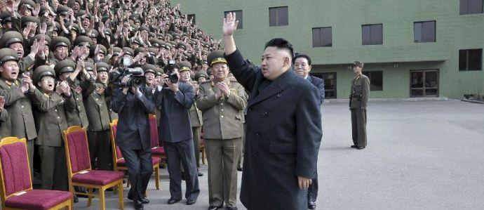 Abszurd észak-koreai módra