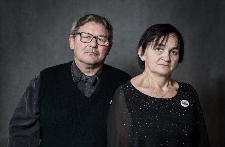 Ján Kuciak szüleinek nincs kétségük afelől, ki gyilkoltatta meg a fiukat