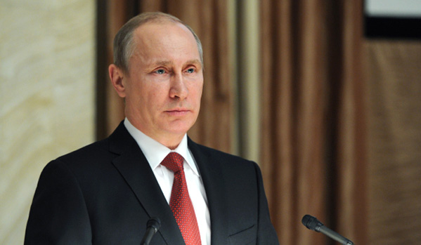 Putyin kormányülést tartott az ukrajnai helyzettel kapcsolatosan